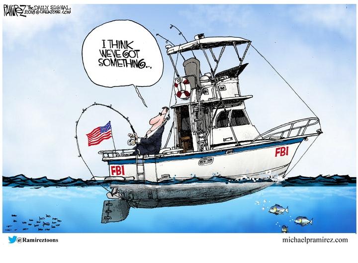 FBI fishing