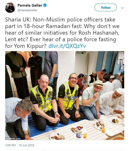 Sharia UK Police