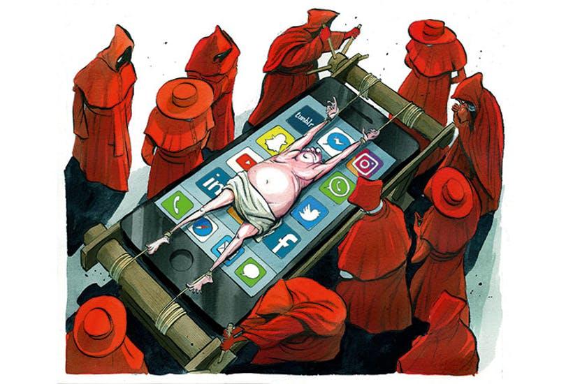 digital inquisition