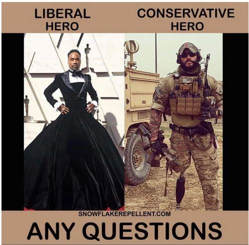 liberal hero conservative