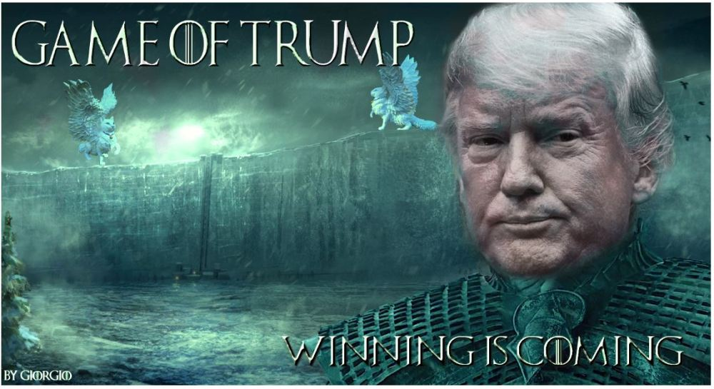 game of Trump Giorgio